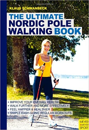 Nordic Pole Walking book cover
